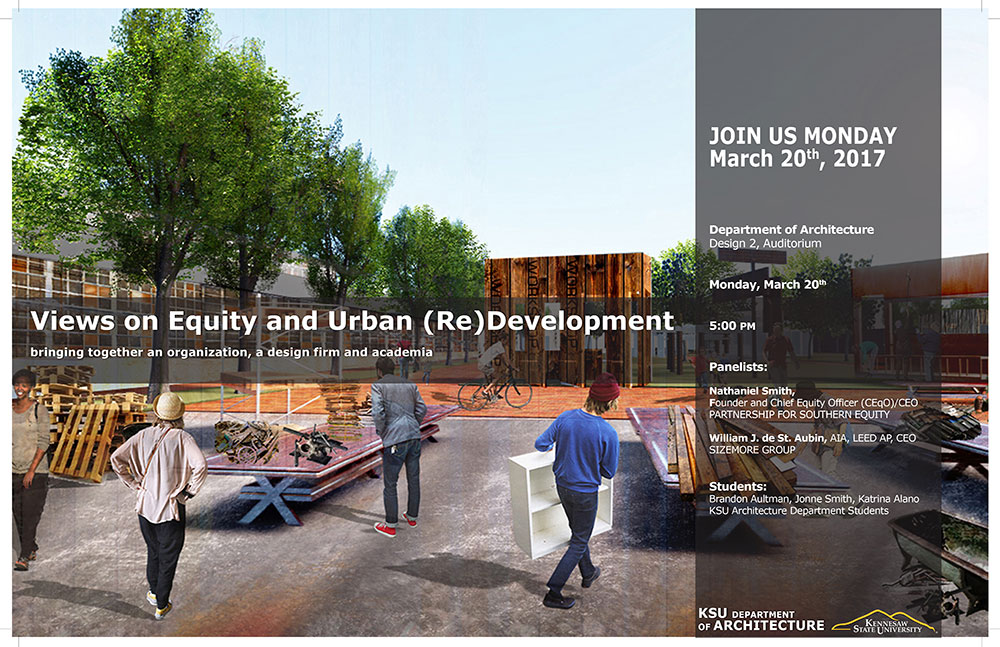 Equity in Urban Redevelopment
