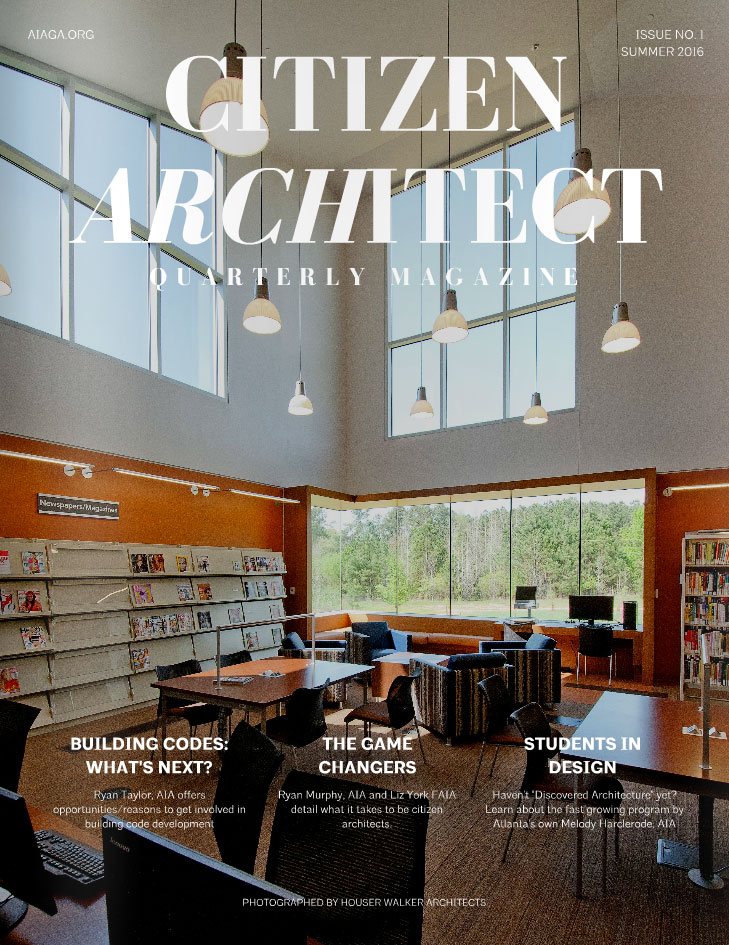 Citizen Architect Magazine