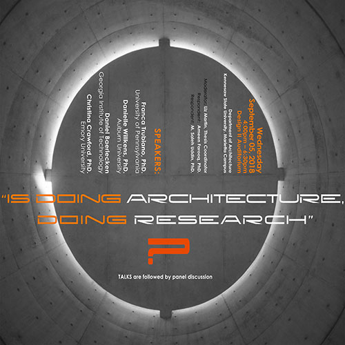 Arch Research Symposium