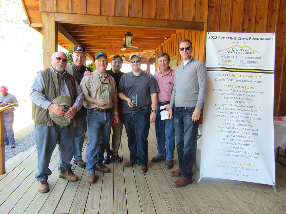 KSU Sporting Clays Fundraiser